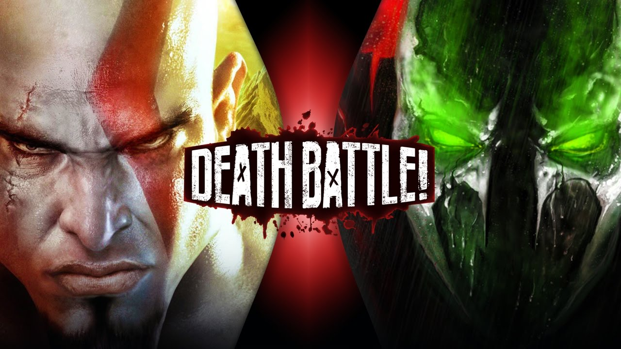 Kratos VS Spawn