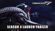 TEKKEN 7 – Season 4 Launch Trailer-0