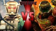 Tadano Hitonari vs. Doom Slayer