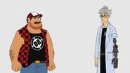 DB Animation Shirts