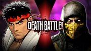 Ryu VS Scorpion.jpg