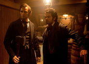 Abraham Lincoln and Henry Sturges