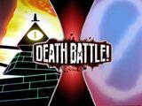 Bill Cipher vs SMG0 (Gravity Falls vs SMG4)