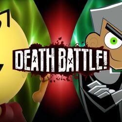 Pac-Man vs Danny Phantom