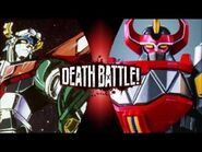 Stronger Together (Power Rangers vs Voltron)