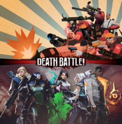 Team Fortress VS Valorant
