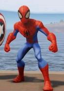 Spider-Man in Disney Infinity 2