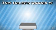 This Melee's Winner is...