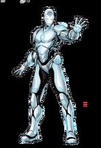 Iron Man Endo Sym