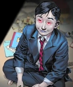 Young En Sabah Nur (Marvel Comics)