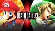 Mario vs Link