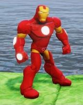 Iron Man in Disney Infinity 2