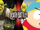 Shrek vs Eric Cartman