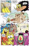 SpongeBob warps reality