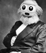 Karl Marx and Jester Mark