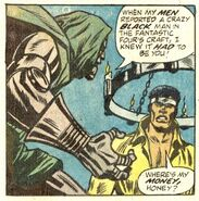 Doctor Doom thug life