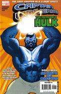 Captain Universe Incredible Hulk Vol 1 1