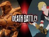 Dexter Grif vs Jaune Arc