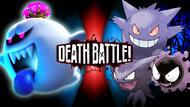 King Boo vs Gastly Haunter and Gengar