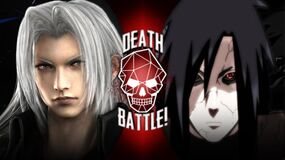 Sephiroth vs Madara Uchiha