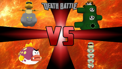 NSMBDS Boss Battle Royale