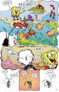 SpongeBob makes portal