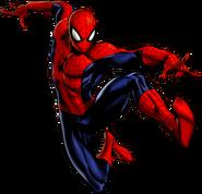 Spider man by alexelz da6rbcd-pre