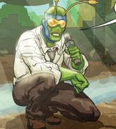 Ambush Bug DC Comics