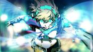 P4AU (P3 Mode, Aigis activate her true power)