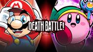 Mario VS Kirby