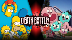 The Simpsons vs The Wattersons