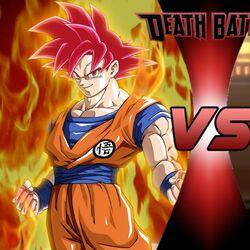 Goku Death Battle Fanon Wiki