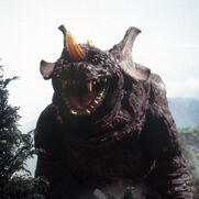 Godzilla jp - Baragon 2001