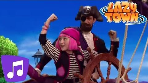 5555thExplosionMage/Mage's Top 5 LazyTown Songs
