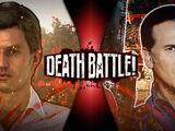 Ethan Winters vs Ash Williams