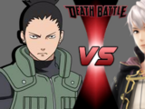 Shikamaru vs Robin (Fire Emblem)