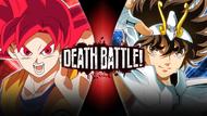 Goku VS Seiya