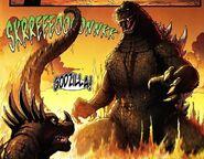 Godzilla legends
