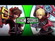 Key to the Future (Sora VS Shulk) - TehGM Scores