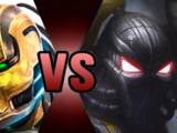 Cyrax vs. Fulgore