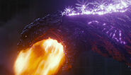 Godzilla 2016 fourth form fire
