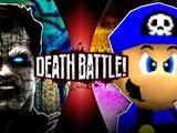 Bizarro vs. SMG3 (DC/SMG4)