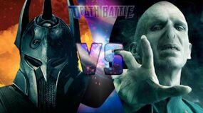 Mevolent vs Lord Voldemort