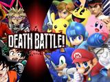 Jump Force VS Super Smash Bros