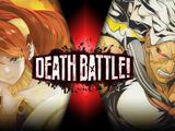 Pyrrha Nikos VS Sakura Ogami-(RWBY VS Danganronpa)