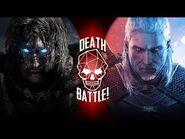 Fan Made Death Battle Trailer- Geralt vs Talion