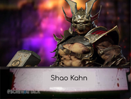 Shao Kahn Hammers Death Battle!