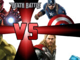 Avengers Battle Royale