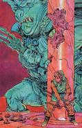 Link Vs Ganon artwork