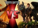 Hiccup & Toothless VS Rynn & Arokh